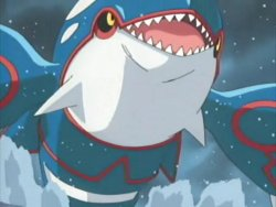 Groudon VS Kyogre! Part One