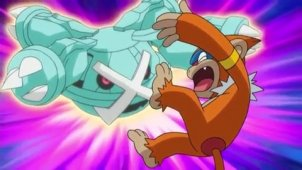 Explosion! Magnezone vs Metagross!!