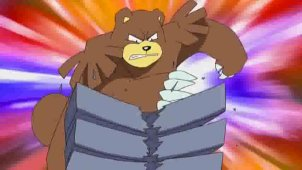 Get Fired Up Snorlax! Prince of Pokéthlon!