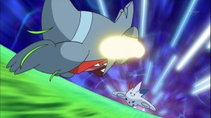 Togekiss! The Battle Which it Becomes Magnificent!!