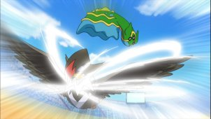 Rival Decisive Battle! Ash VS Paul!