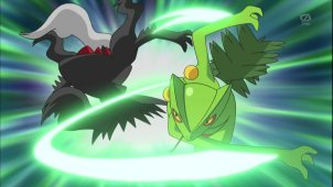 Sinnoh League Semi Final! Darkrai Appears