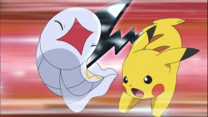 CNimbasa Gym! Lightning Battle!!