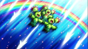 Somewhere, Over The Rainbow! A Maractus Musical!