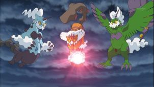 Advance of the Therian Formes! Unova's Greatest Crisis!!