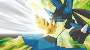 Unova League Conclusion! Lucario VS Pikachu!!