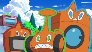 Rotom VS Professor Oak!