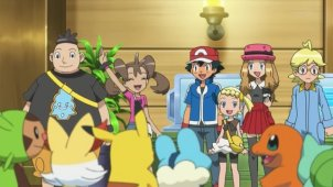 Pokémon Summer Camp! Enter the Rival Trio!!