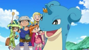 Clemont's Campus of Memories! An Electrifying Reunion!!