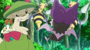 Noibat and Floette! An Encounter in the Wind!!