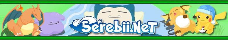 Serebii net - Where Legends Come To Life