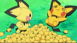 Get Fired Up - Notched Ear Pichu