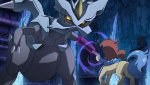 Kyurem VS The Sacred Swordsman Keldeo