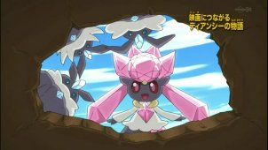 Diancie, Princess of the Ore Country