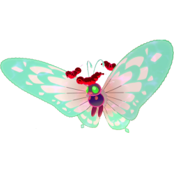 Shiny Gigantamax Butterfree Image