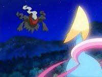 Cresselia VS Darkrai!