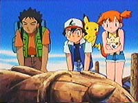 Episode 187: Swinub! Search for the Hot Spring!