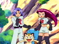 Episode 282: Team Rocket! Goodbye to Trouble Makers!