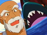 Episode 295: Escape! Sharpedo's Island!