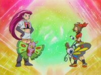 Episode 304: Beautifly VS. Dustox! The Final Evolution