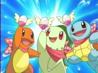 mystery dungeon squirtle Pokemon