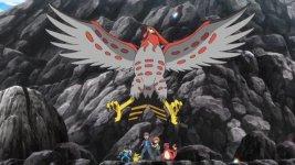 Ash ketchum anime character biography - Ash fletchinder evolves into talonflame ...