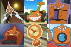 how to get wash rotom in pokemon platinum