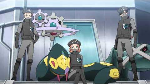 Neo Team Plasma in the Anime?