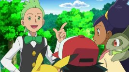 pokemon best wishes ash and butterfree until the day we meet again