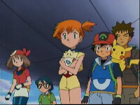 Episode 320: Enter Misty! Togepi and the Kingdom of Illusions!