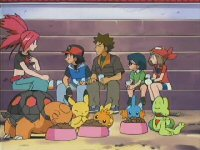 The New Gym Leader Flannery! The Hole-Filled Battlefield