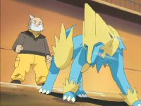 Manectric Charge!