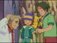 Special 10: Pok�mon Investigation! Search For Professor Oak!