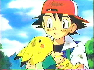 Ash ketchum has just turned 10 years old and it is time for him to