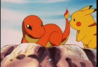 Episode 11: Charmander, The Stray Pok�mon!