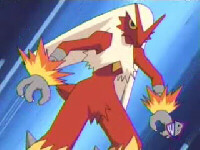Intercambio mi pokemon querido blaziken nivel 100 0287