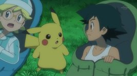 Episode 901 - Pikachu Dreams of Squishy! Pictures