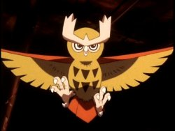 Pokemons SHINY ! ! ! Noctowl