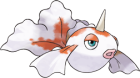 Goldeen Art