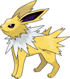 Jolteon Art