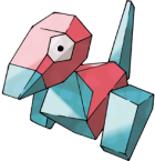 Porygon Art