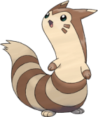 Furret Art