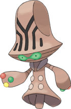 Beheeyem Art