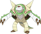 Chesnaught Art
