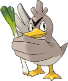 Farfetch'd Art