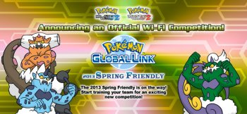 2013 Pokémon Spring Friendly