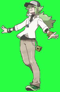 Pokemon Black and White information N