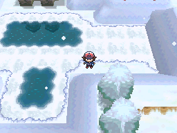 how to get to frost cavern in pokemon x