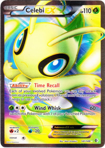 Dark Celebi Card Serebii.net TCG...