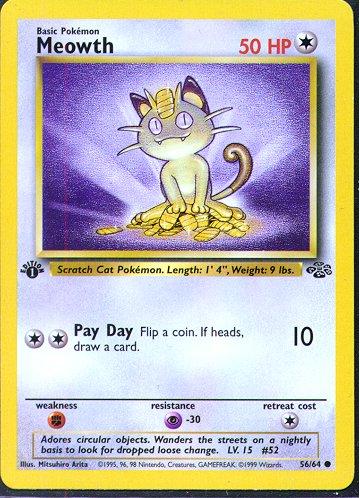 Meowth (Pokémon) - Bulbapedia, the community-driven ...
